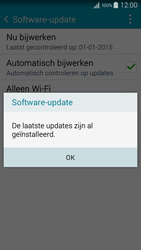 Samsung A500FU Galaxy A5 - Software update - update installeren zonder PC - Stap 9