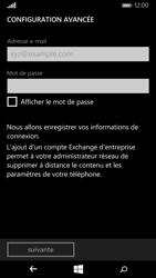 Nokia Lumia 735 - E-mail - Configuration manuelle - Étape 8