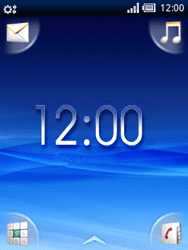 Sony Ericsson Xperia X10 Mini - Automatisch instellen - Automatisch Internet instellen - Stap 2