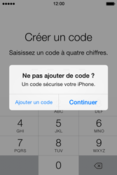 Apple iPhone 4S - Premiers pas - Créer un compte - Étape 15