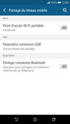 HTC Desire 626 - Internet et connexion - Utiliser le mode modem par USB - Étape 7