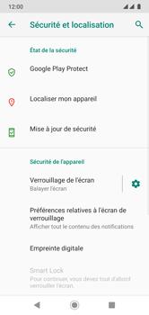 Xiaomi Mi A2 Lite - Sécurité - activéz le code PIN de l'appareil - Étape 5