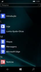 Microsoft Lumia 550 - Aplicativos - Como baixar aplicativos - Etapa 3