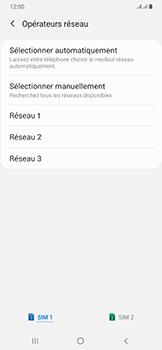 Samsung Galaxy A50 - Réseau - utilisation à l'étranger - Étape 14