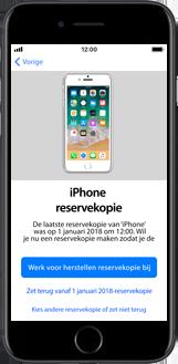 Apple iphone-6-met-ios-11-model-a1586 - Instellingen aanpassen - Hoe gebruik ik de Automatisch inloggen-optie - Stap 18