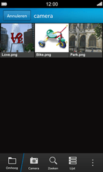 BlackBerry Z10 - MMS - hoe te versturen - Stap 11