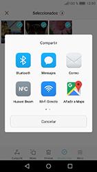 Huawei Y6 (2017) - Bluetooth - Transferir archivos a través de Bluetooth - Paso 9