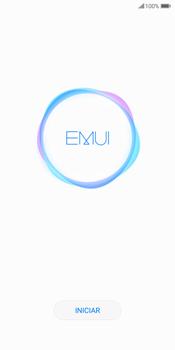 Huawei P Smart - Primeiros passos - Como ligar o telemóvel pela primeira vez -  18