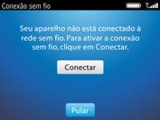 BlackBerry 9620 - Primeiros passos - Como ativar seu aparelho - Etapa 15
