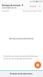 Samsung Galaxy A3 (2017) (A320) - E-mail - Escribir y enviar un correo electrónico - Paso 17