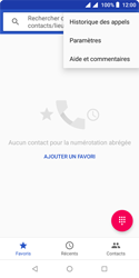 Wiko Harry 2 - Messagerie vocale - configuration manuelle - Étape 6