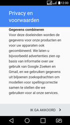 LG K4 (2017) (M160) - Applicaties - Account aanmaken - Stap 14