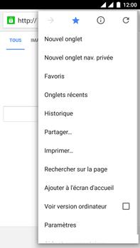 OnePlus 3 - Internet - Navigation sur Internet - Étape 20