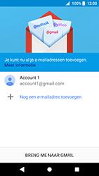Sony Xperia XZ Premium - Android Oreo - E-mail - e-mail instellen (gmail) - Stap 13