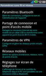 LG P990 Optimus 2X Speed - Internet - configuration manuelle - Étape 6