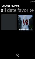 HTC 7 Trophy - MMS - Afbeeldingen verzenden - Stap 5