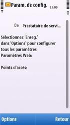 Nokia C5-03 - Internet - configuration automatique - Étape 7