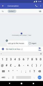 Google Pixel 2 XL - Mms - Sending a picture message - Step 9