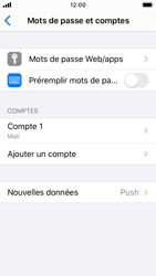 Apple iPhone SE - iOS 13 - E-mail - Configuration manuelle - Étape 25