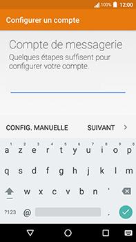 Acer Liquid Zest 4G Plus - E-mail - Configuration manuelle - Étape 7