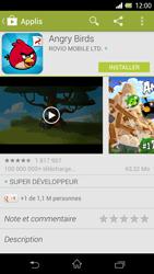 Sony Xpéria Z - Applications - Télécharger une application - Étape 17