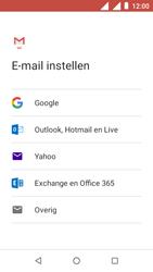Nokia 1 - E-mail - handmatig instellen (gmail) - Stap 7