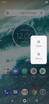 Motorola One - Internet (APN) - Como configurar a internet do seu aparelho (APN Nextel) - Etapa 20