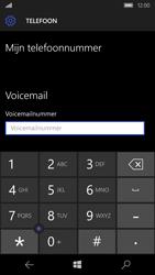 Microsoft Lumia 650 - Voicemail - Handmatig instellen - Stap 7