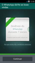 NOS NOVU - Aplicações - Como configurar o WhatsApp -  11