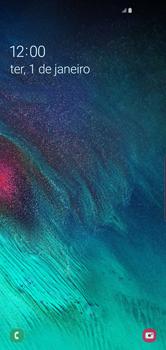 Samsung Galaxy S10 - Funções básicas - Como reiniciar o aparelho - Etapa 5