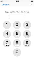 Apple iPhone 5s - iOS 12 - Segurança - Como ativar o código PIN do cartão de telemóvel -  6