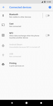 Google Pixel 2 XL - WiFi and Bluetooth - Setup Bluetooth Pairing - Step 5