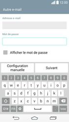 LG G3 (D855) - E-mail - Configuration manuelle - Étape 7