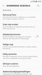 Samsung Galaxy A3 (2017) - Android Nougat - Beveiliging en privacy - Zoek mijn mobiel activeren - Stap 5