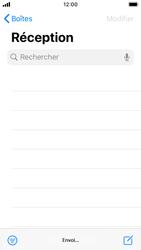 Apple iPhone SE - iOS 13 - E-mail - envoyer un e-mail - Étape 15