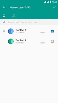 OnePlus 3 - Android Oreo - MMS - afbeeldingen verzenden - Stap 7
