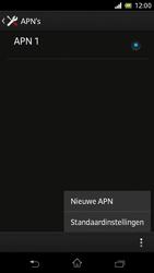 Sony C5503 Xperia ZR - Internet - Handmatig instellen - Stap 10