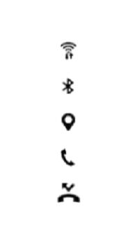 Samsung Galaxy On 7 - Funções básicas - Explicação dos ícones - Etapa 12