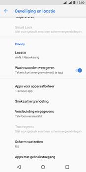 Nokia 7 Plus Dual-SIM (TA-1046) - Beveiliging en ouderlijk toezicht - Hoe wijzig ik mijn SIM PIN-code - Stap 5