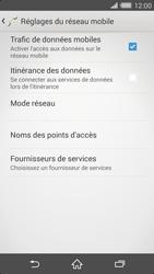 Sony Xperia Z2 - Premiers pas - Configurer l