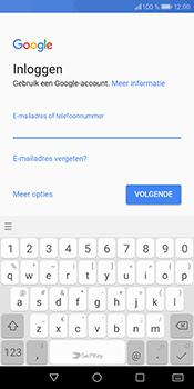 Huawei P Smart - E-mail - Handmatig instellen (gmail) - Stap 9