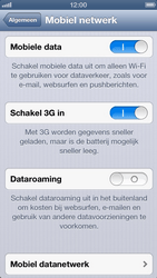 Apple iPhone 5 - MMS - Handmatig instellen - Stap 5
