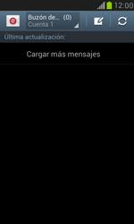 Samsung Galaxy S3 Mini - E-mail - Escribir y enviar un correo electrónico - Paso 4