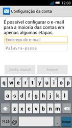 Alcatel POP C7 - Email - Configurar a conta de Email -  9