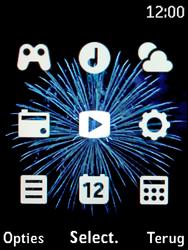 Nokia 3310 3G (TA-1022) - Internet - Uitzetten - Stap 3