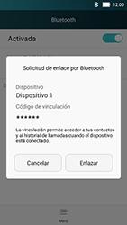 Huawei Y5 - Bluetooth - Conectar dispositivos a través de Bluetooth - Paso 7