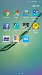 Samsung Galaxy S6 Edge - E-mails - Ajouter ou modifier votre compte Gmail - Étape 3