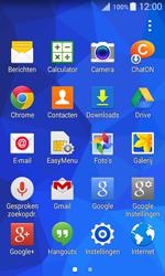 Samsung G355 Galaxy Core 2 - E-mail - e-mail instellen: IMAP (aanbevolen) - Stap 3
