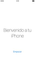 Apple iPhone 6s iOS 9 - Primeros pasos - Activar el equipo - Paso 27