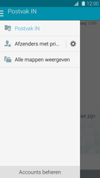 Samsung G800F Galaxy S5 Mini - E-mail - Account instellen (IMAP zonder SMTP-verificatie) - Stap 19